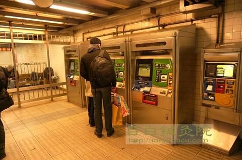 地下鉄ニューヨーク2