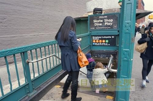 地下鉄ニューヨーク4