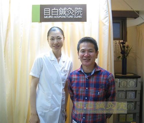 杏園堂 須藤先生と2014