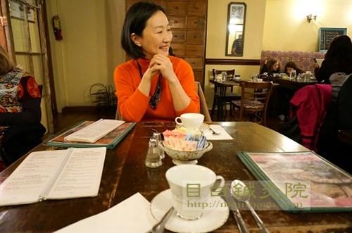 ニューヨーク アリス カフェ1
