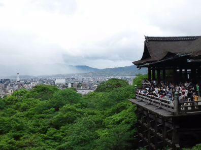 清水寺景色