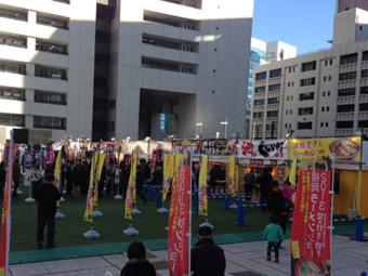 福岡ラーメンショー2013