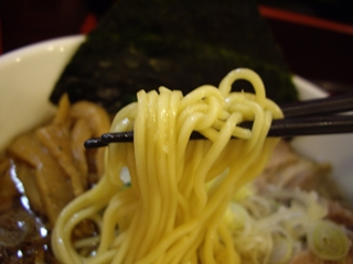 ラーメン紀之傳 ラーメン(麺)