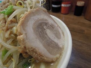 爆麺亭 所沢店 爆麺 大(チャーシュー)