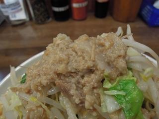 爆麺亭 所沢店 爆麺 大(みぞれ)