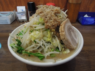 爆麺亭 所沢店 爆麺 大