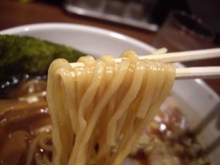 中華そば屋 中華そば(麺)