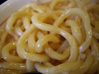 らーめん男盛 男盛らーめん(麺)
