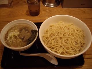 中華そば・つけ麺 タナカ90 塩煮干しつけ麺