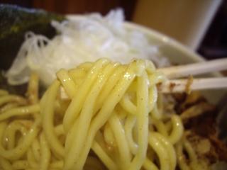 汁なし破願 塩汁なし(大)(麺)