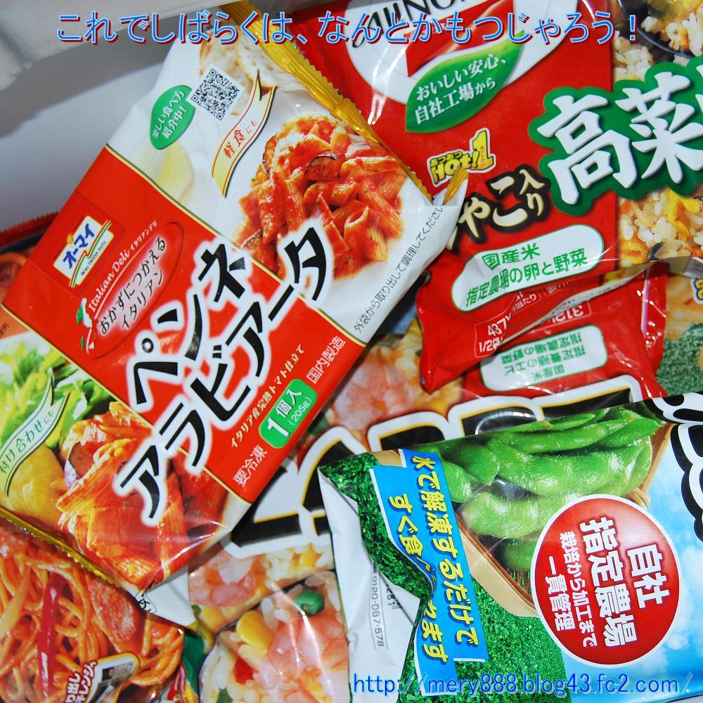 冷凍食品半額セール2010_09_08