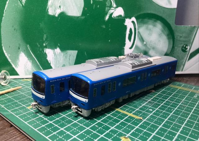 京急600形148