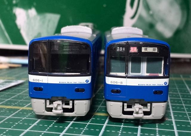 京急600形154