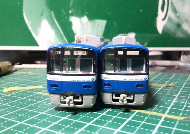 京急600形155