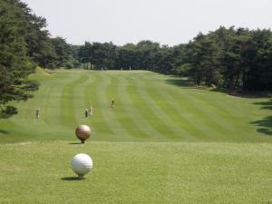 2010・09高根ゴルフクラブ