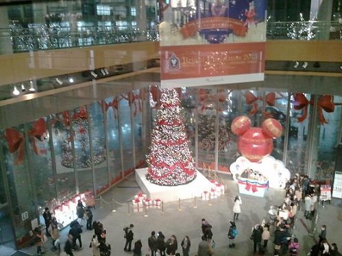 20131218丸の内クリスマス