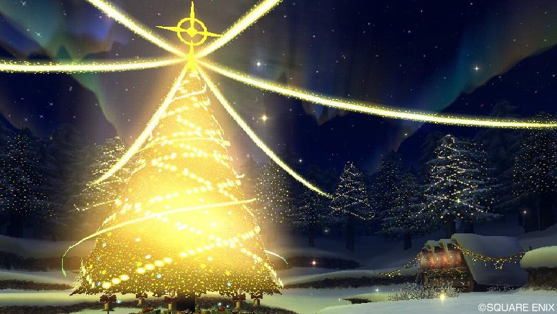 クリスマスイベ ツリー
