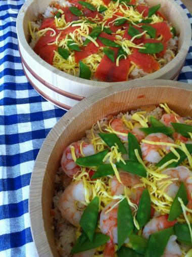 20110729チラシ寿司