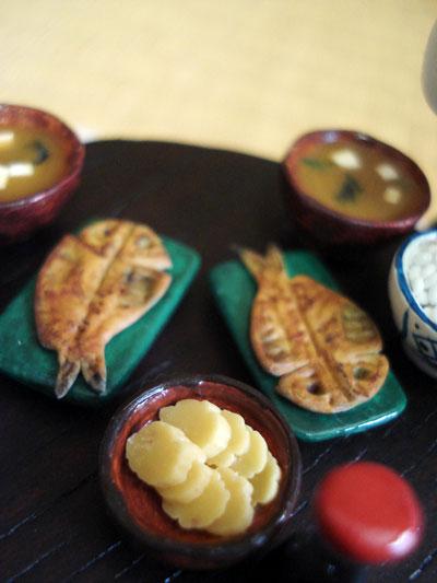 みどねんど~朝食1