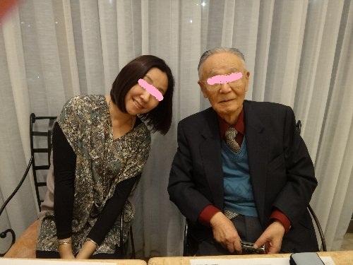 多田さんとツーショット