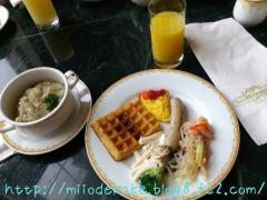 ドリーマーズ朝食