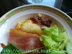 ハイピリオン朝食
