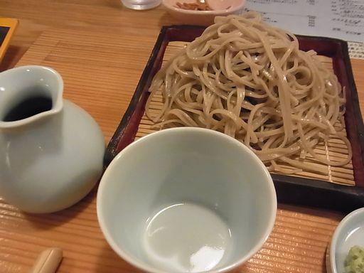 20130719鷺沼そば屋 (1)