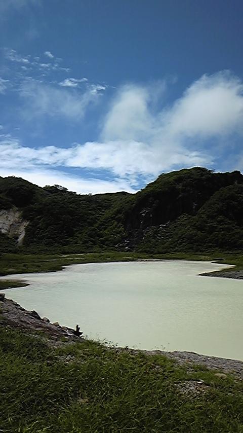 栗駒②昭和湖