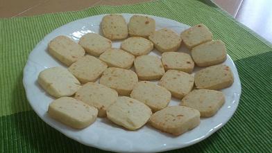 チェダーチーズクッキー