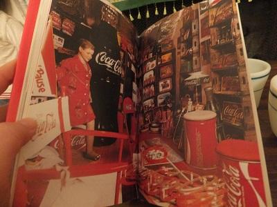 coca-cola 本3