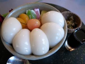 白玉みつ豆