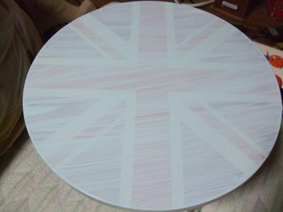 ミニテーブルのリメイク