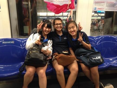 シンガポール(リッサ3・地下鉄)
