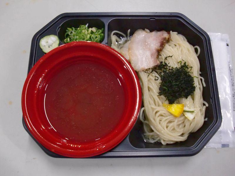 大つけ麺博2011@大門・イベリコ豚あっさりつけ麺