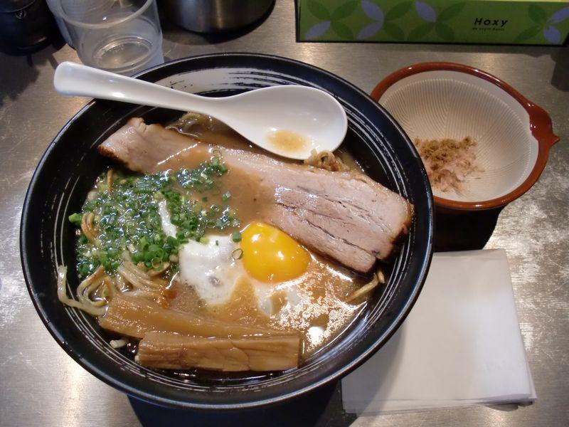 つるぎ@高田馬場・焼麺