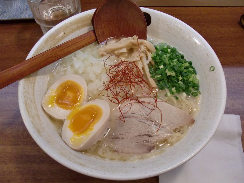 ようすけ@中野・鶏白湯