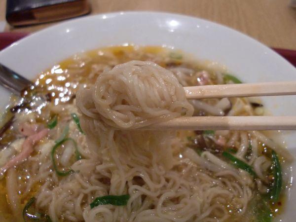 SEAFOOD REPUBLIC@豊洲・麺上げ