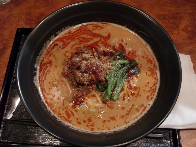 Hiro@人形町・担々麺