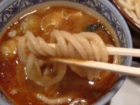 三田製麺所@三田・麺上げ