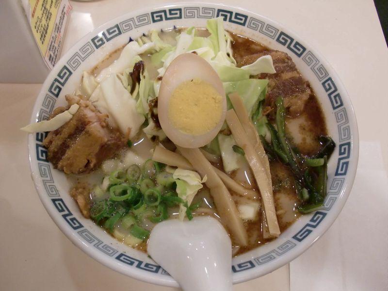 桂花@新宿三丁目・太肉麺