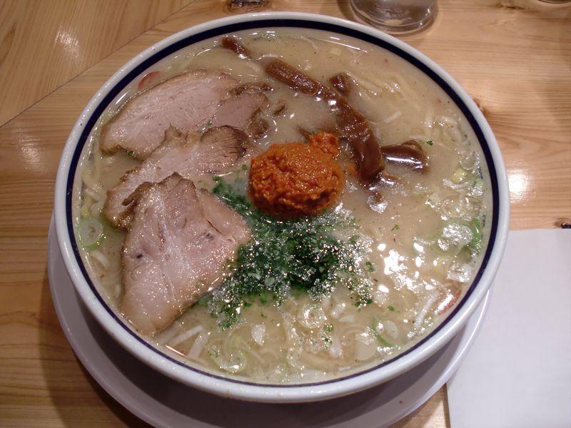 田中そば店@秋葉原・辛味噌編・辛味噌