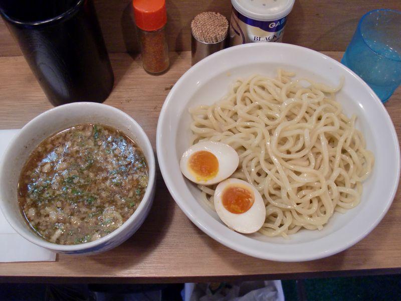 なおじ@新橋・つけ麺