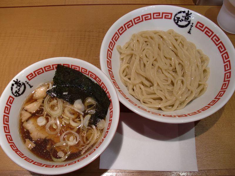 三三七@池袋催事・煮干しつけ麺