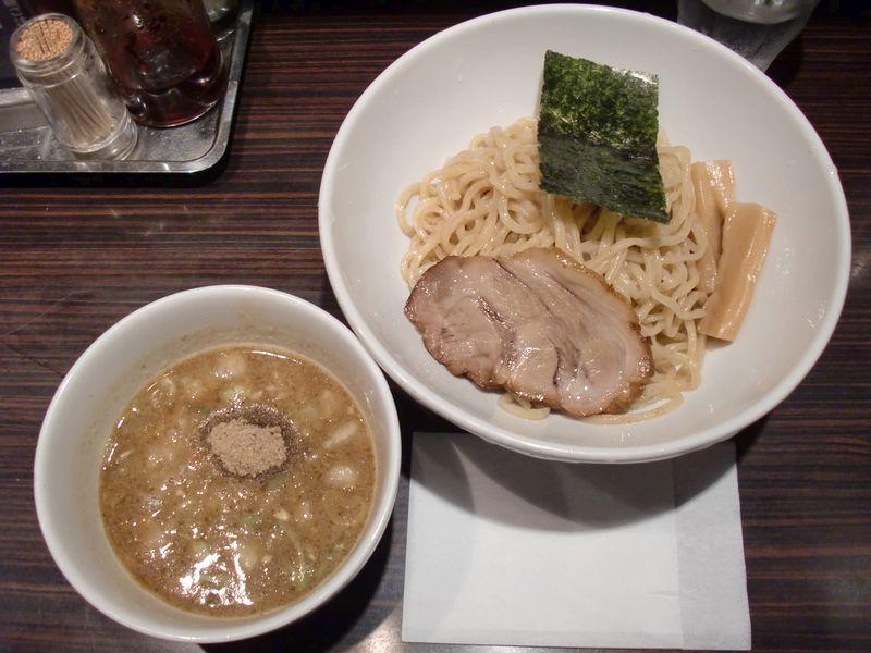 ATAGO@新橋・ツケ麺(豚味)