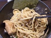 あびすけ@新宿・麺上げ
