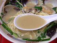やじ満@築地市場・スープ