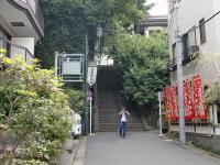 ふくろたん・醤油@湯島・階段