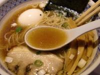 めじろ・醤油@代々木・スープ