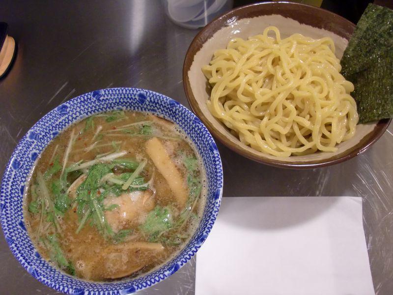 桔梗@新橋・つけ麺