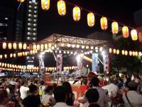 桔梗@新橋・お祭り2